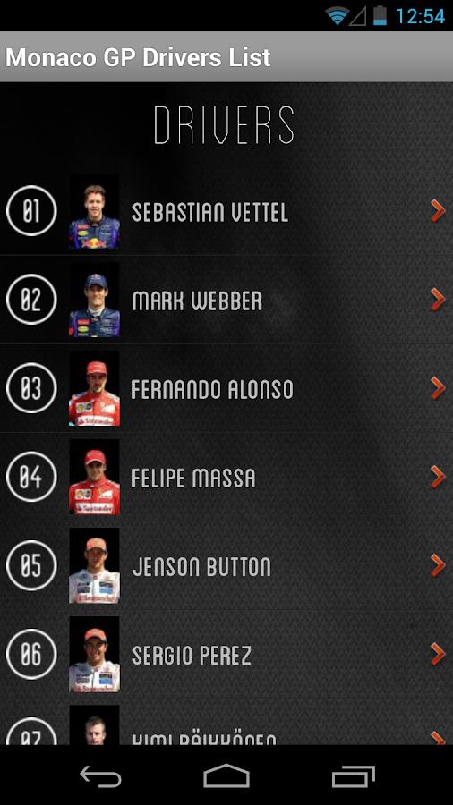 Circuit of Monaco - screenshot