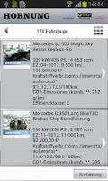 Screenshot of Autohaus HORNUNG