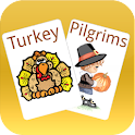 Thanksgiving Flash Cards logo