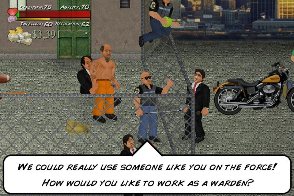 Hard Time (Prison Sim)- screenshot