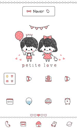 petite love dodol theme