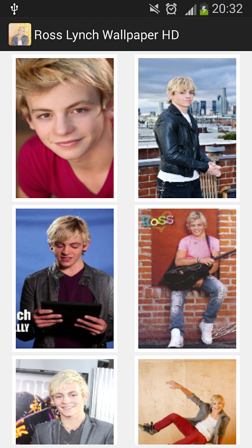 Ross Lynch Wallpaper HD - screenshot
