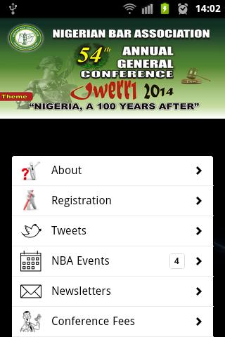 NBA AGC 2014