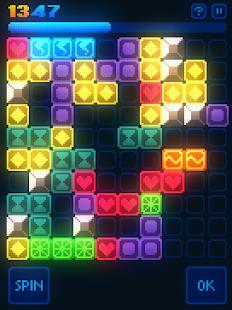 Glow Grid - Retro Puzzle Game Screenshot 23