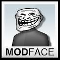ModFace logo
