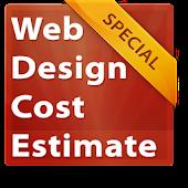 Web Design Cost Estimate