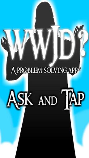 WWJD Ask Tap