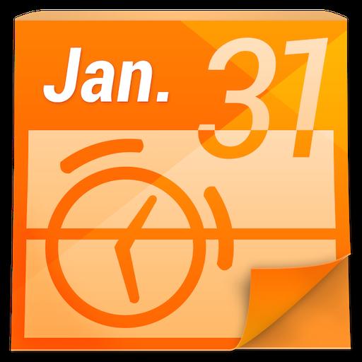 日曆小工具 (Calendar widget) LOGO-APP點子
