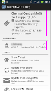 Ticket Pocket - screenshot thumbnail