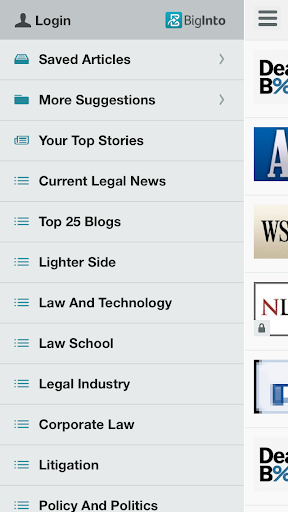 BigInto Law-Curated Legal News