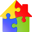 Preschool Kids Shape Puzzle icon