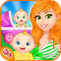 New Baby Twins -Maternity Care icon