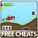 Hill Climb Racing Cheats&Tips icon