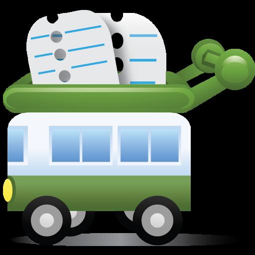 Android aplikacija Medjunarodne autobuske karte
