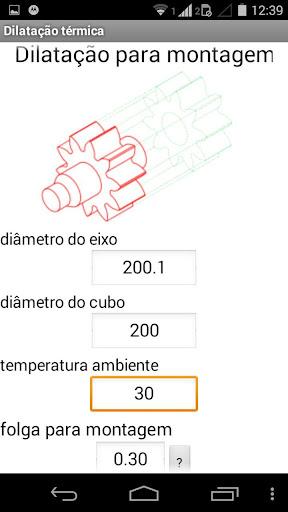 【免費生產應用App】thermal expansion - dilatação-APP點子