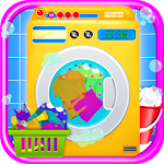 Laundry Girl Dirty Cloth Wash 1.7 Apk