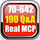 MCTS MCSA 70-642 Real Exam