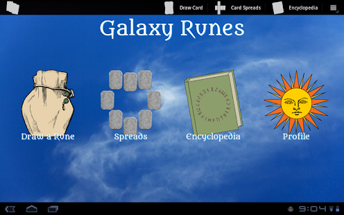 Galaxy Runes - screenshot thumbnail