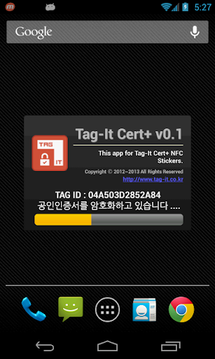 Tag-It Cert+