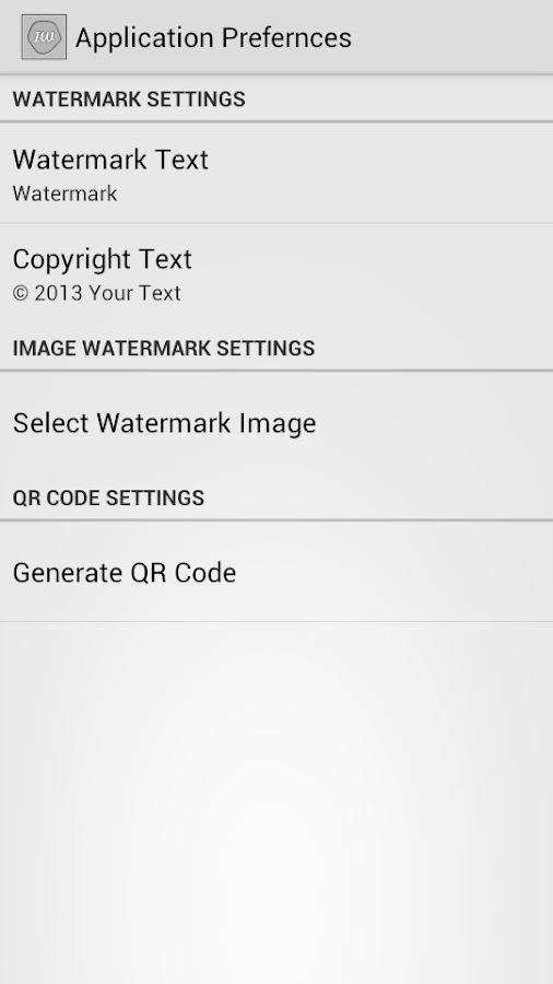 instawatermark - screenshot