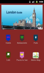 LONDON Guide - screenshot thumbnail