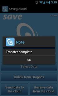 save@cloud (needs root)- screenshot thumbnail