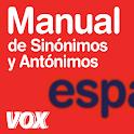 Vox Spanish Thesaurus TR logo