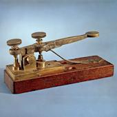 Morse encoder EN/RU