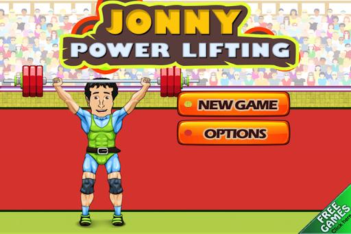 Jonny Power Lifting Strength