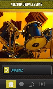 Adictum Drum Lessons Pro - screenshot thumbnail