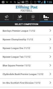 LEP Football App - screenshot thumbnail