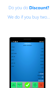 Sales Keeper Free Mobile Till screenshot 14