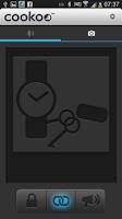 Screenshot of COOKOO Connected Watch BETA