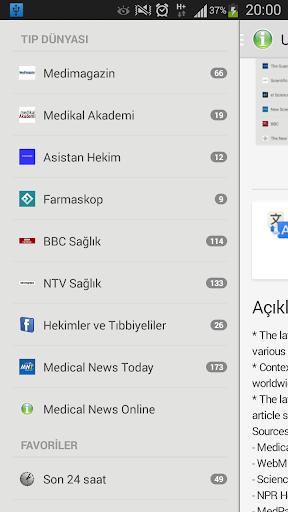 【免費醫療App】Tıp Dünyası-APP點子