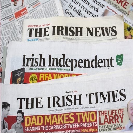 爱尔兰的报纸和新闻 新聞 LOGO-玩APPs