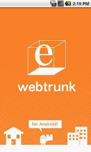 webtrunk- screenshot thumbnail