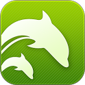 Dolphin Battery Saver icon