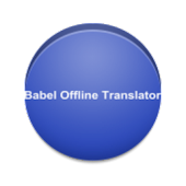 Babel Offline Google Translate