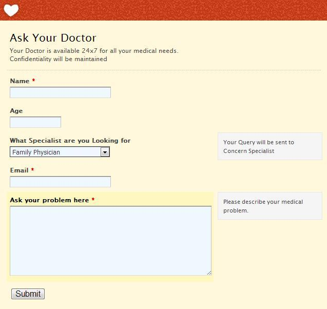 Doctor on Call 24x7 - screenshot