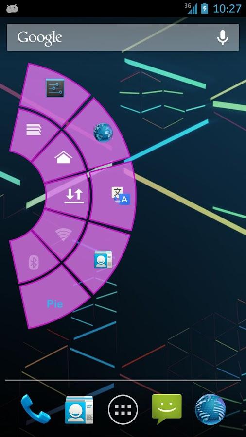 PieControl Pro - screenshot