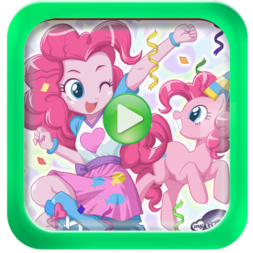 Equestria Pony Gril app 媒體與影片 LOGO-玩APPs