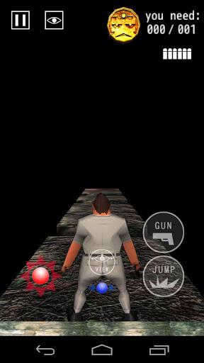 FATMAN JUMP: 3D maze action