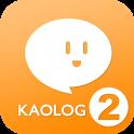 無料出会い系チャットアプリ〜KAOLOG-2〜 icon