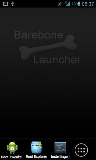 Barebone Launcher