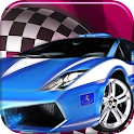 Turbo Police Car Racing FREE icon
