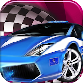 Turbo Police Car Racing FREE