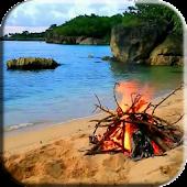 Tải Game Bonfire Video Live Wallpaper