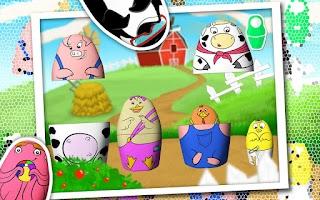 Screenshot of Matryoshka! kids puzzle