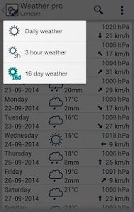 Weather lite screenshot 3