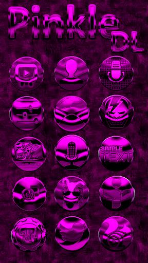 【免費個人化App】Pinkle DL Icon Pack-APP點子